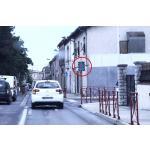 Un radar pédagogique vous invite à ralentir avenue de Bédarieux. Encore faut-il que les batteries de l'engin soient rechargées pour le voir fonctionner ! En effet, n'étant pas alimenter électriquement par le réseau public...