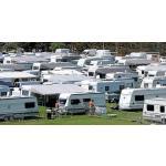 Le camping a ré-ouvert sur le terrain des Baux