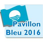 Pavillon Bleu 2016: Sète Castellas, 3 Digues, plages du Lido, de la Fontaine, Lazaret et de la Baleine | et | Frontignan Entrée, port rive Ouest, Plaisanciers, Les Aresquiers, port rive Est.