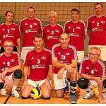 Volley-ball : Coupe de France, l'équipe vétérans + 50 ans de l'US Volley Poussan s'envolera samedi 21 mai, pour Paris.